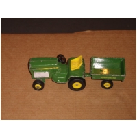 Lawn Mower w/ Wagon