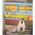 Dairy Barn Set - 164th scale - Over 65 Pieces!