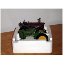 Home Interiors Brand Red & Green tractor set